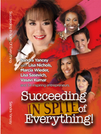 "Learn about ""Succeeding in Spite of Everything"""